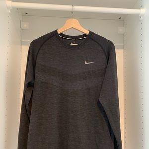 Nike Dri-Fit Knit Long Sleeve